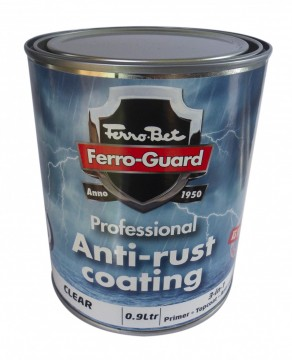 Ferro-Bet Ferro-Guard 0,9L.  Pure White